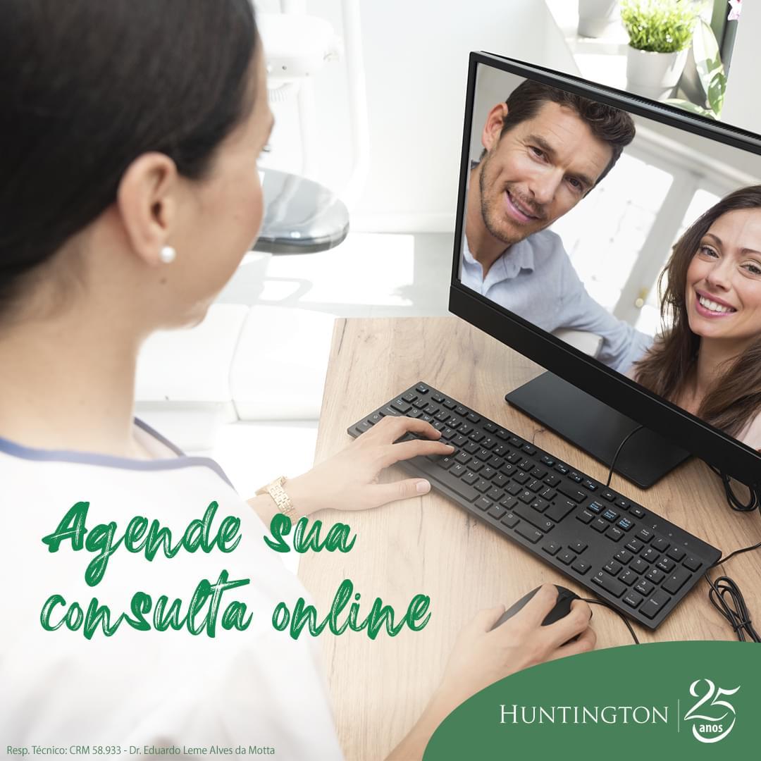 Agendamento de consulta online