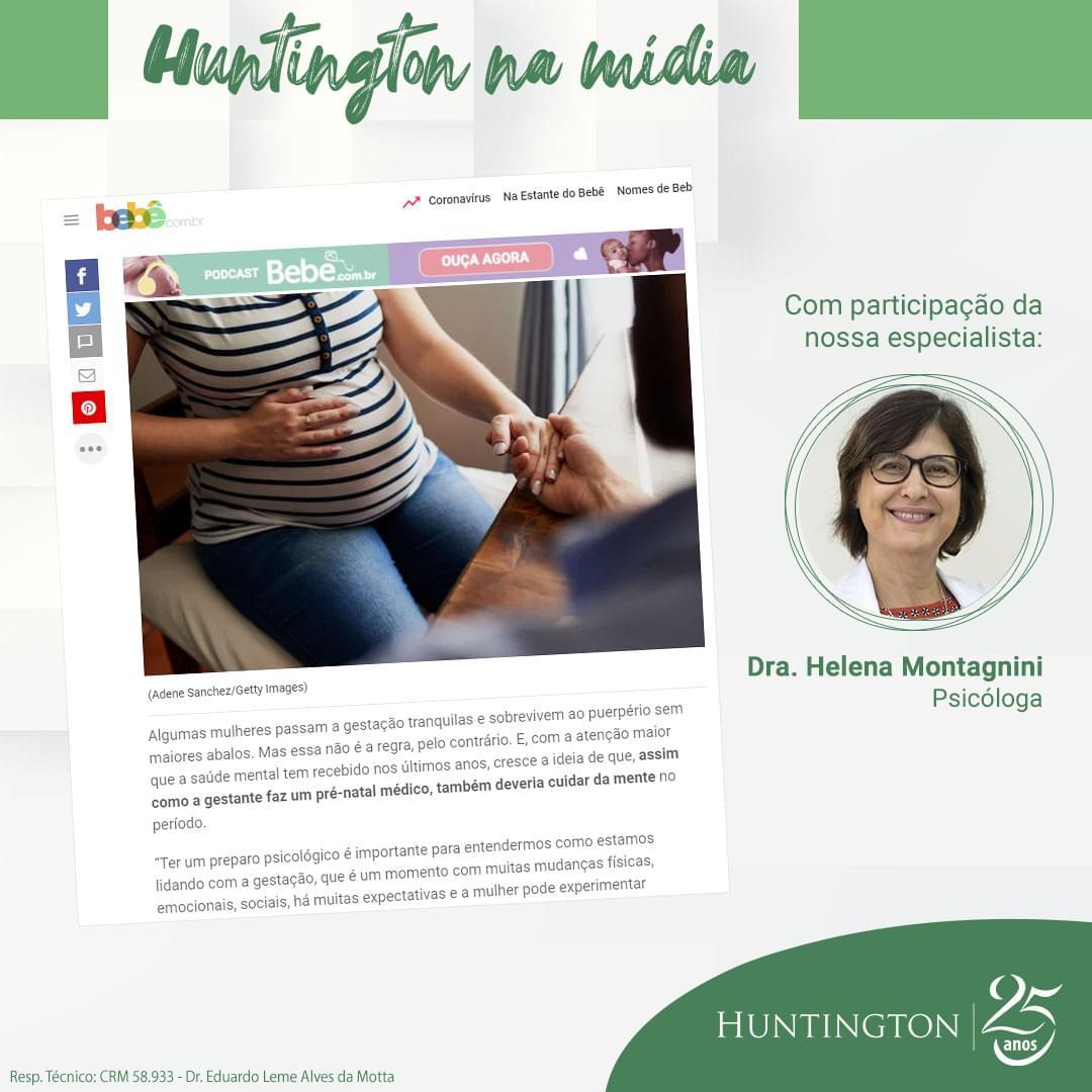 Huntington na Mídia_Dra. Helena