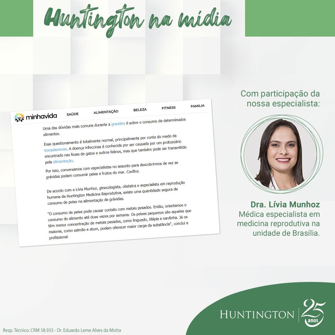 Huntington na Mídia_Livia Munhoz