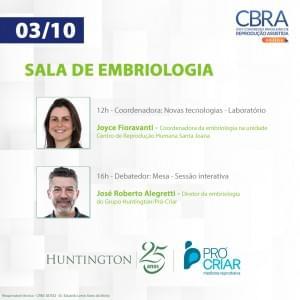 CBRA_Sala embriologia_dia 3