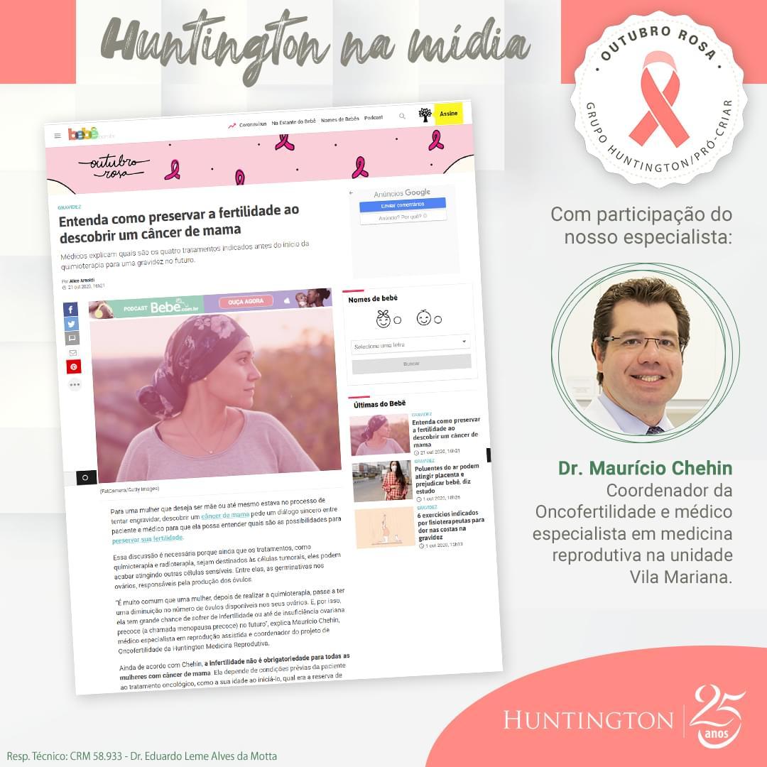 Huntington na Mídia_Dr. Maurício