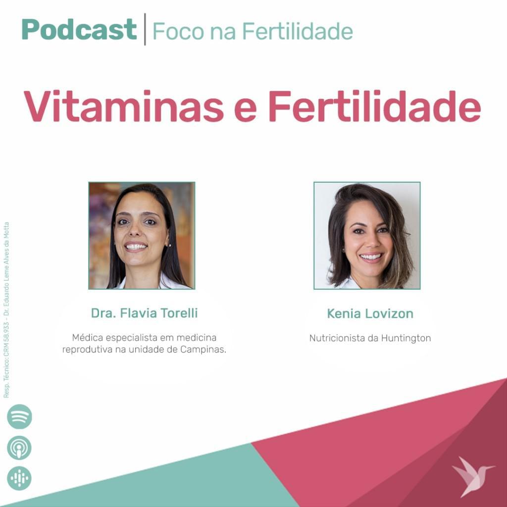 Ep.20 - Vitaminas e Fertilidade
