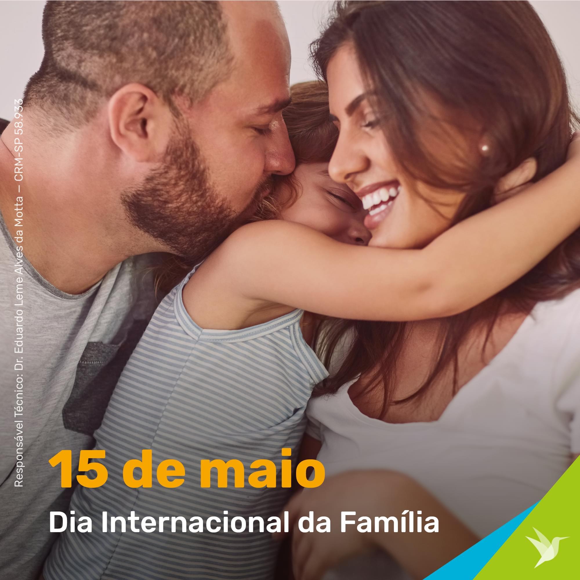 Capa Dia Internacional da Familia HT Mai2021