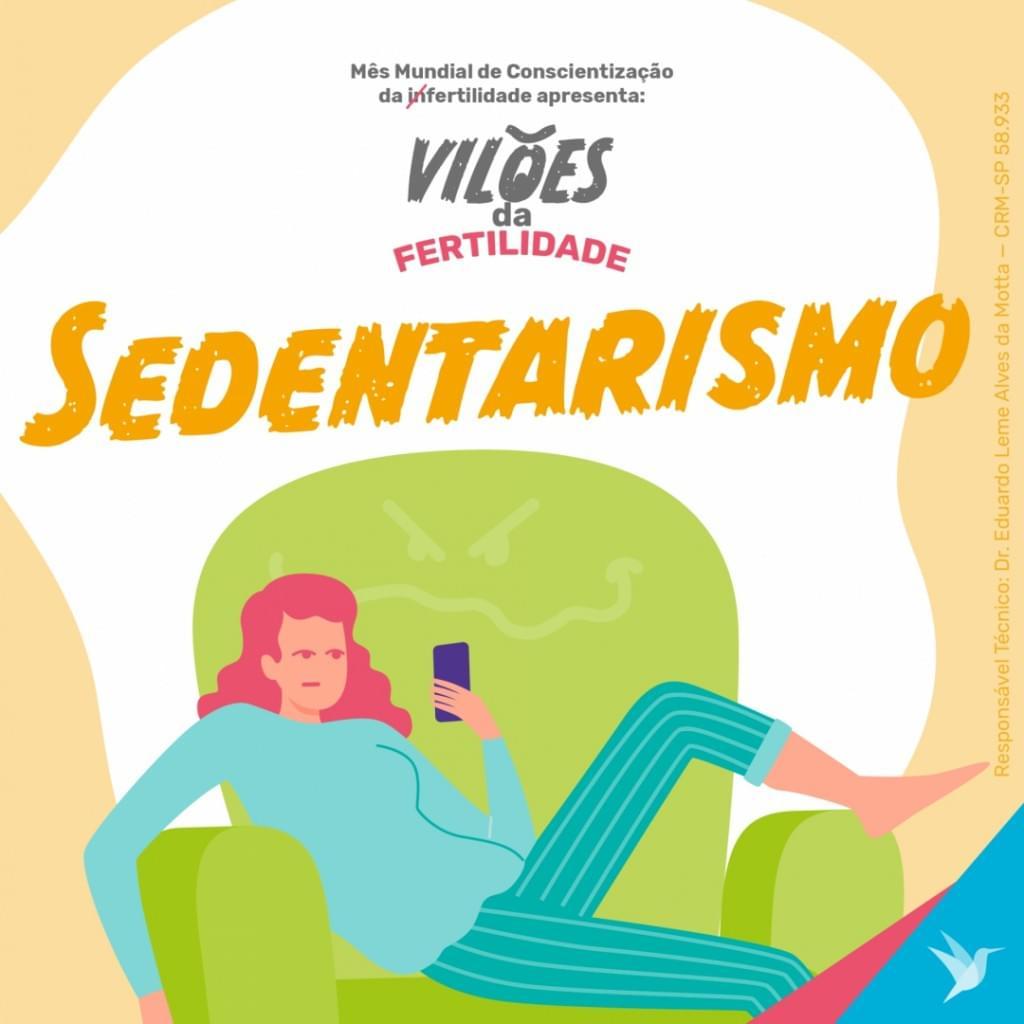 Viloes sedentarismo